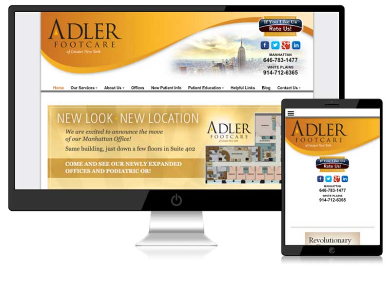 adler-website