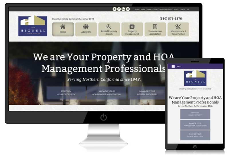 hignell-website