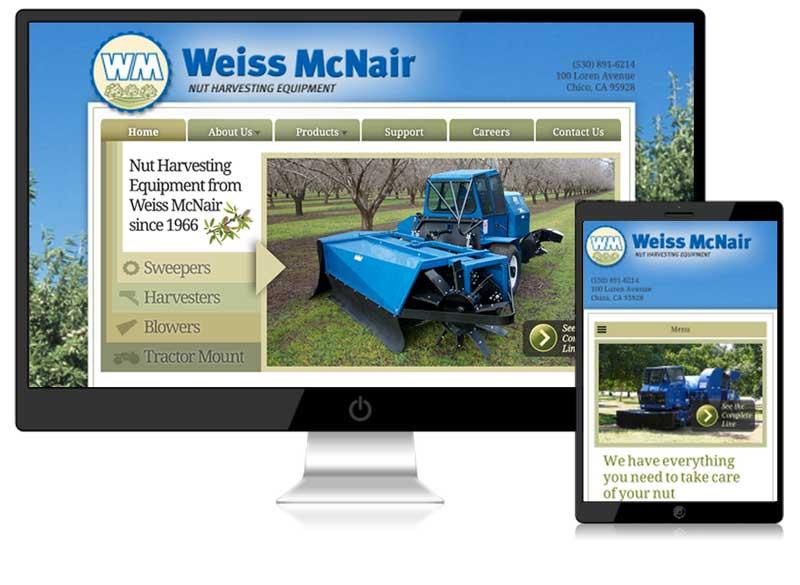 weiss-mcnair-website